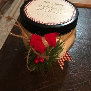 Candle vanilla kissed Balsam